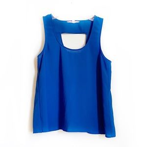 Jack Blue Open Back Tank Top